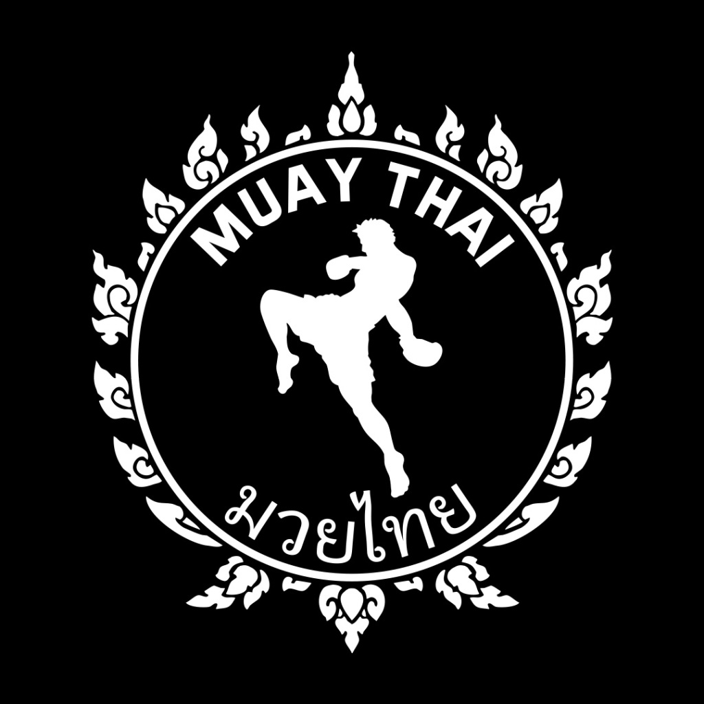 AMT_logo_Muay_Thai_2017_white_black